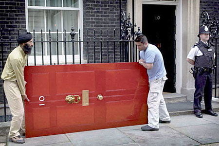 Choosing paint colors for house trim and doors your home for 10 downing street front door paint