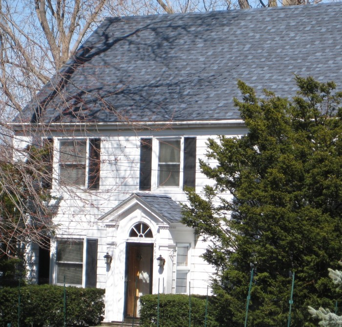 Choosing A Roof Color For A White House Your Home