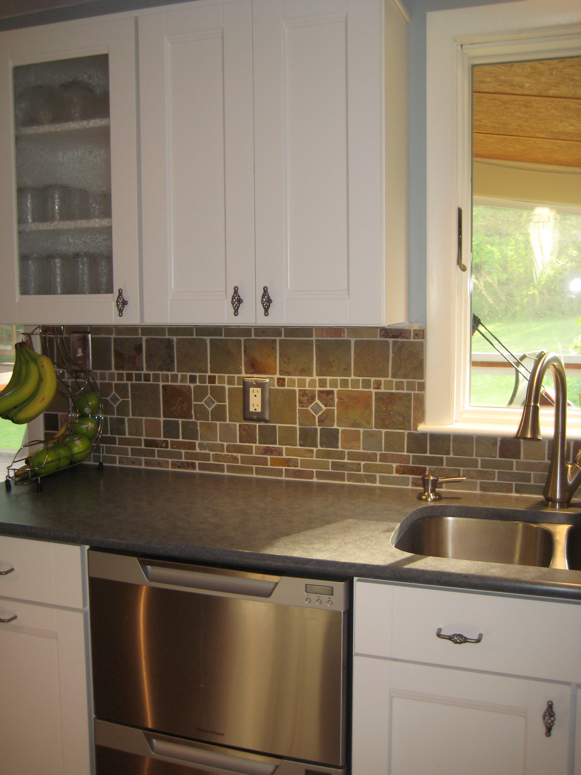 Rustic Kitchen Backsplash Ideas