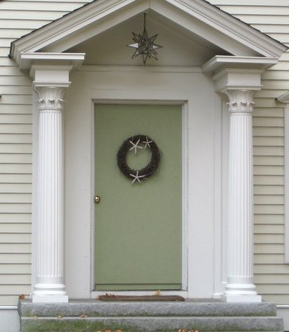 Image & Spring Spruce-Up-Your-Front Door Campaign | Your Home u0026 Color Coach