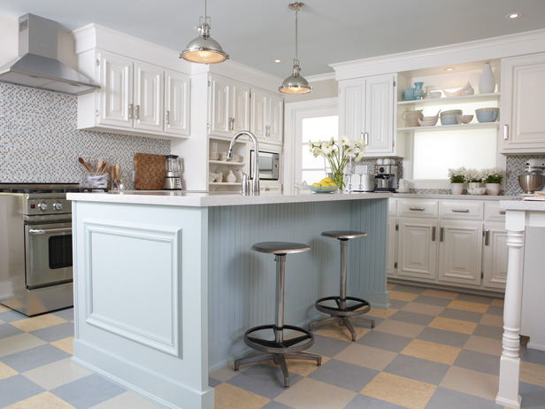 Not So New Kitchen Flooring Ideas Your Home Color Coach