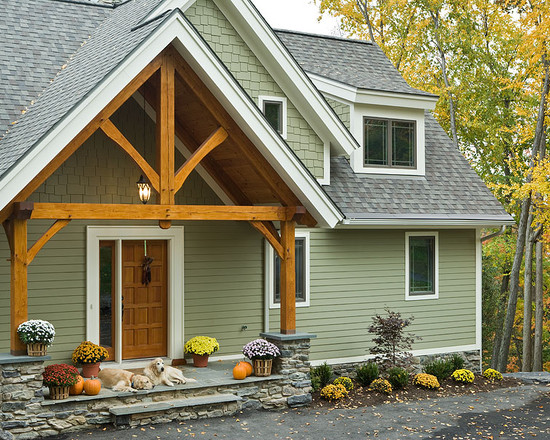 House_Siding_Cool_Green_Colors
