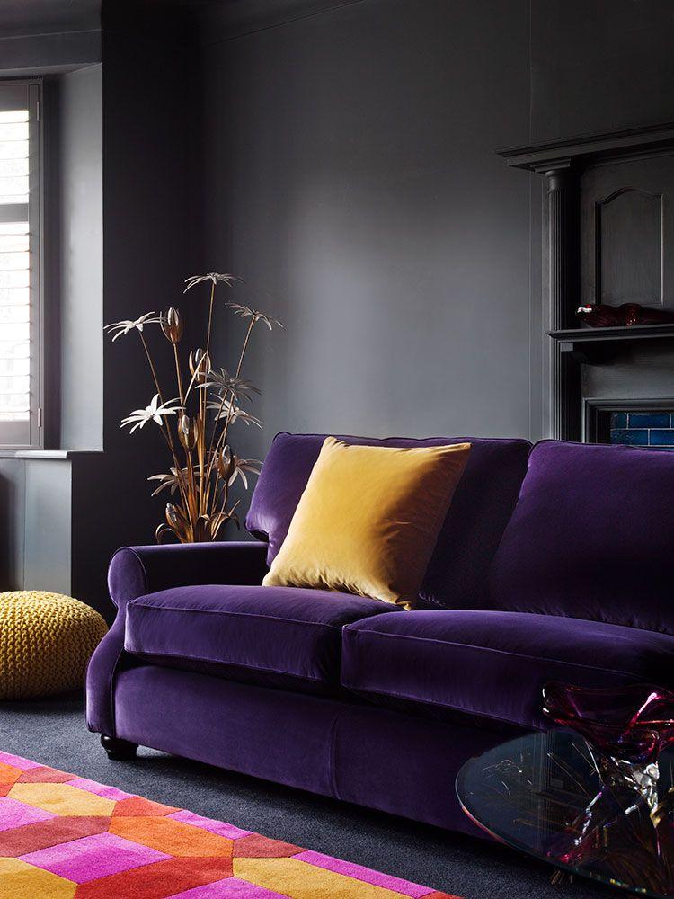 purplesofa